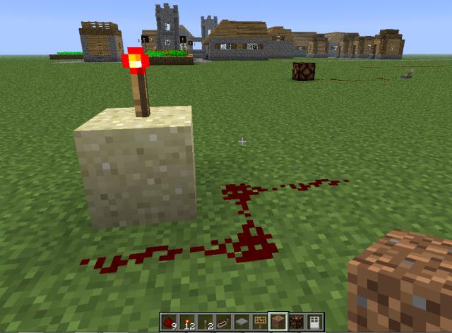Random Redstone testing.