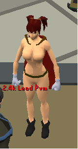 Best. RuneScape. Look. Ever.